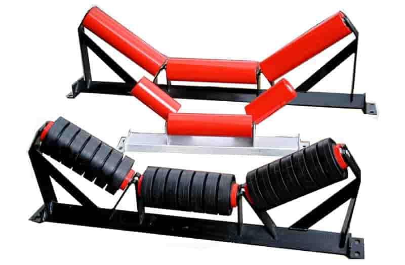 cavaletes de carga e impacto - Cavaletes de Carga para Roletes