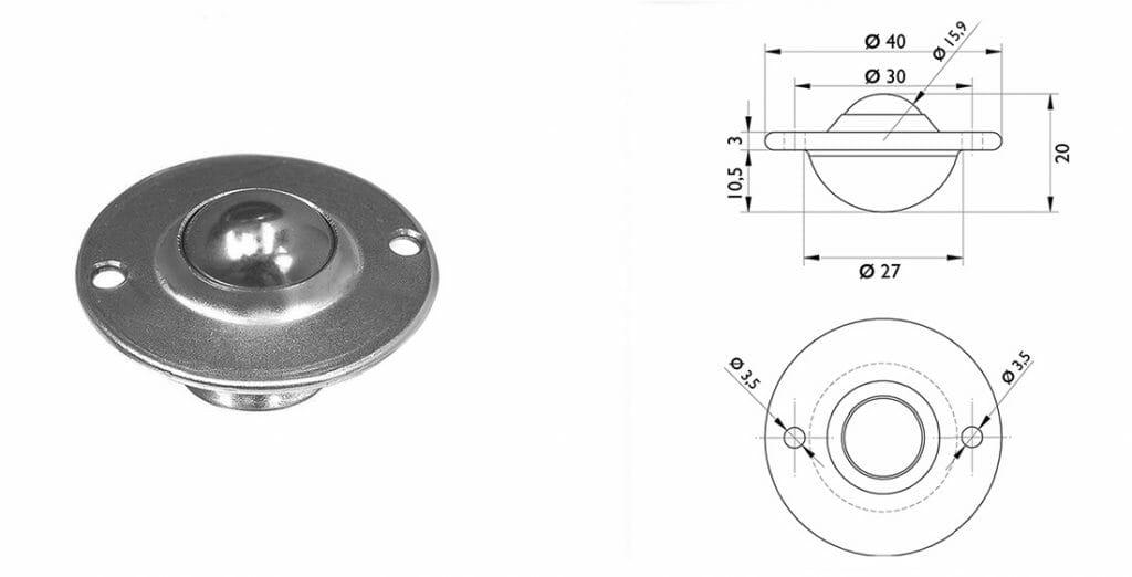 esfera transferidora 445 com medidas 1024x522 - Esfera Transferidora 445
