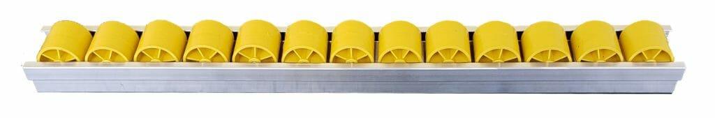 trilho 45 horizontal 1024x169 - Trilho Roletado Flow Rack para 65 kg