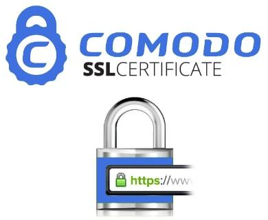 Comodo SSL pagina - Segurança Máxima