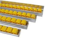 trilho flow rack quadrado inicial - IPC Industrial